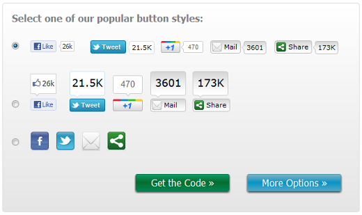 sharethis social sharing buttons