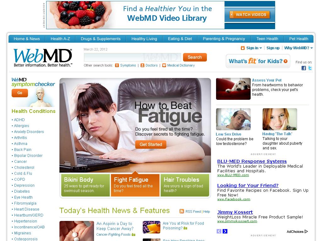 Web MD