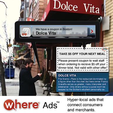 Hyper Local Advertising