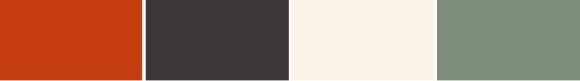 the big top color palette