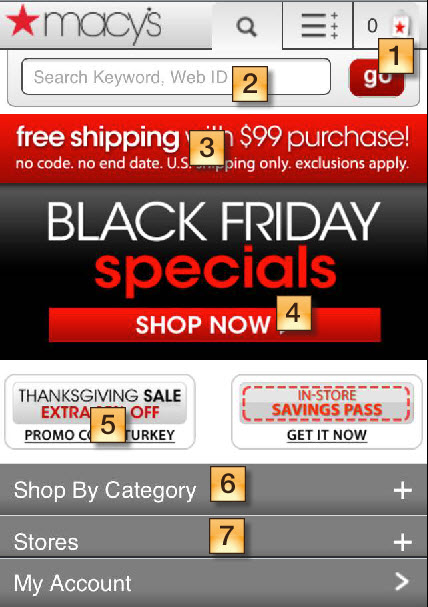 what do you think of this macy 39 s black friday promotion. Black Bedroom Furniture Sets. Home Design Ideas