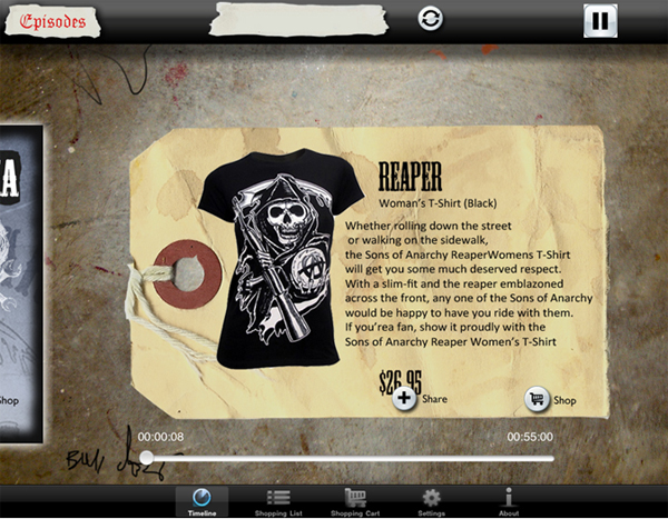 sons of anarchy app