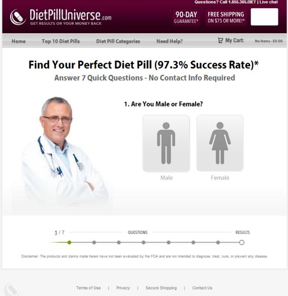 diet pill universe