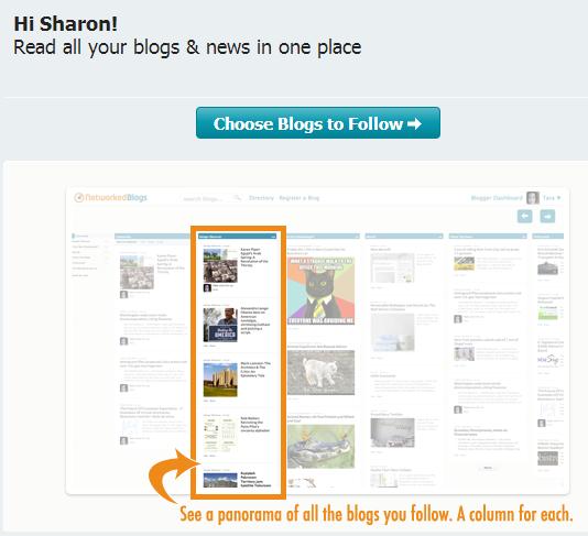 NetworkedBlogs by Ninua