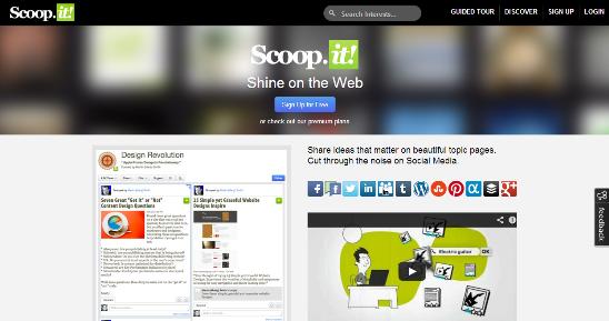 Scoop.it