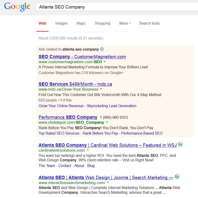 atlanta-seo-company-google-search