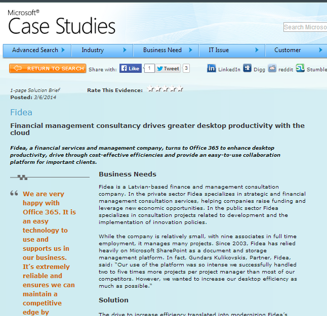 microsoft case studies Free essay: over six billion dollars spent producing one of the worlds' largest technological projects in history windows vista in 2007, microsoft finally.