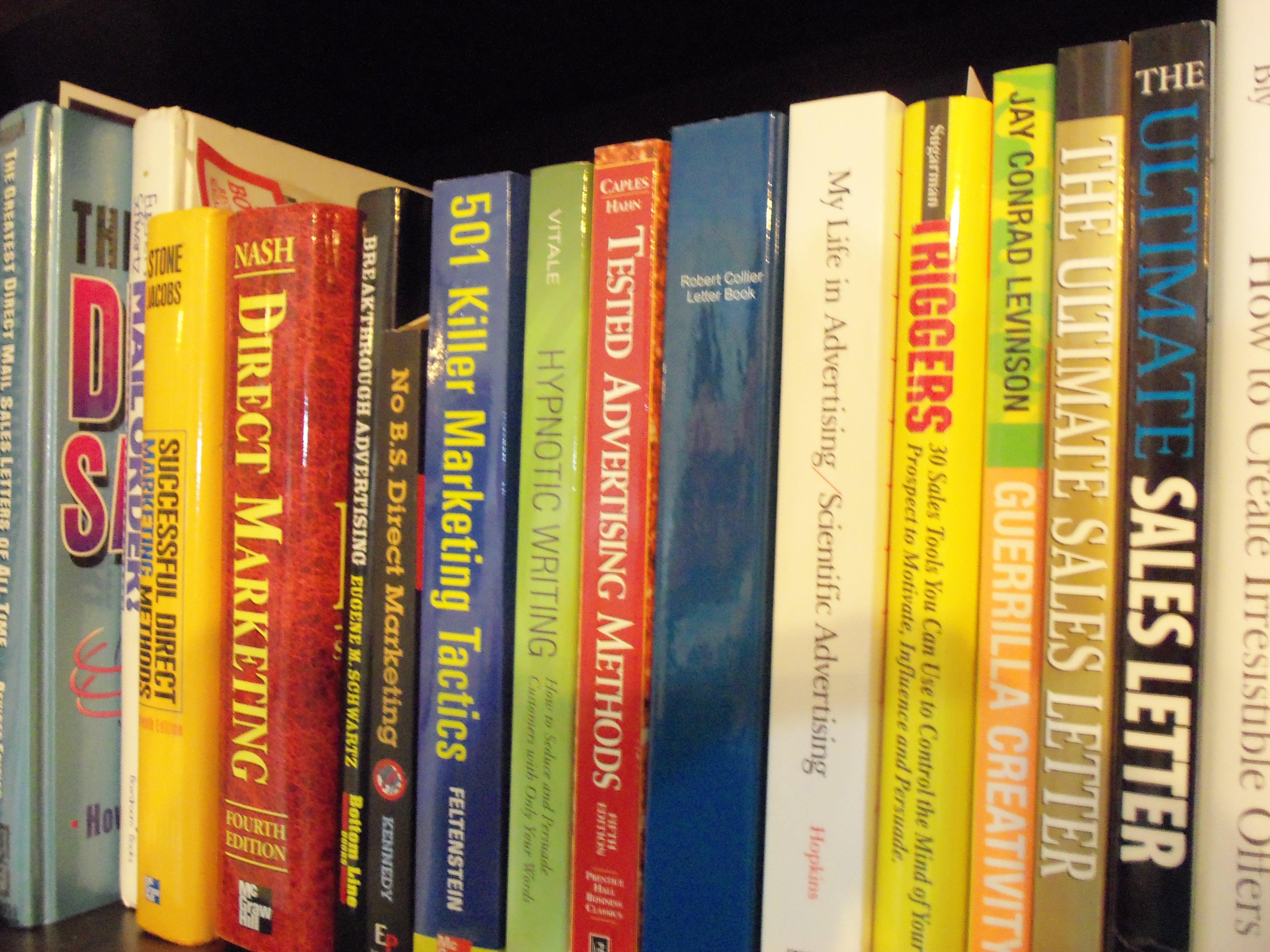 direct marketing books