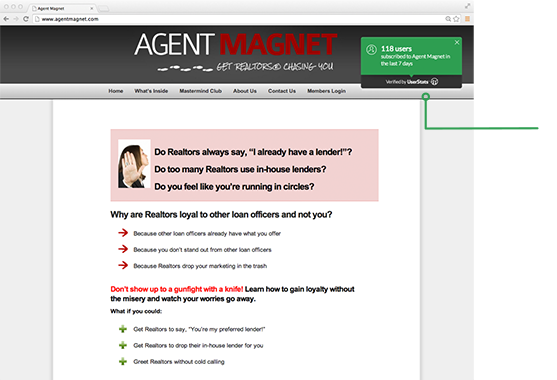 agent magnet