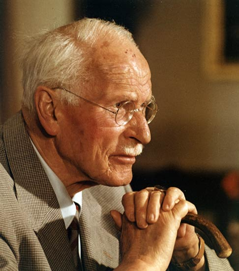 Carl Jung (1875-1961), who first delineated the distinction between introverts and extroverts.