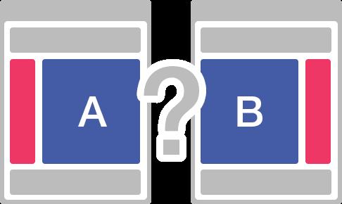 a/b testing Google analytics