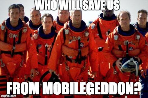 mobilegeddon armageddon meme