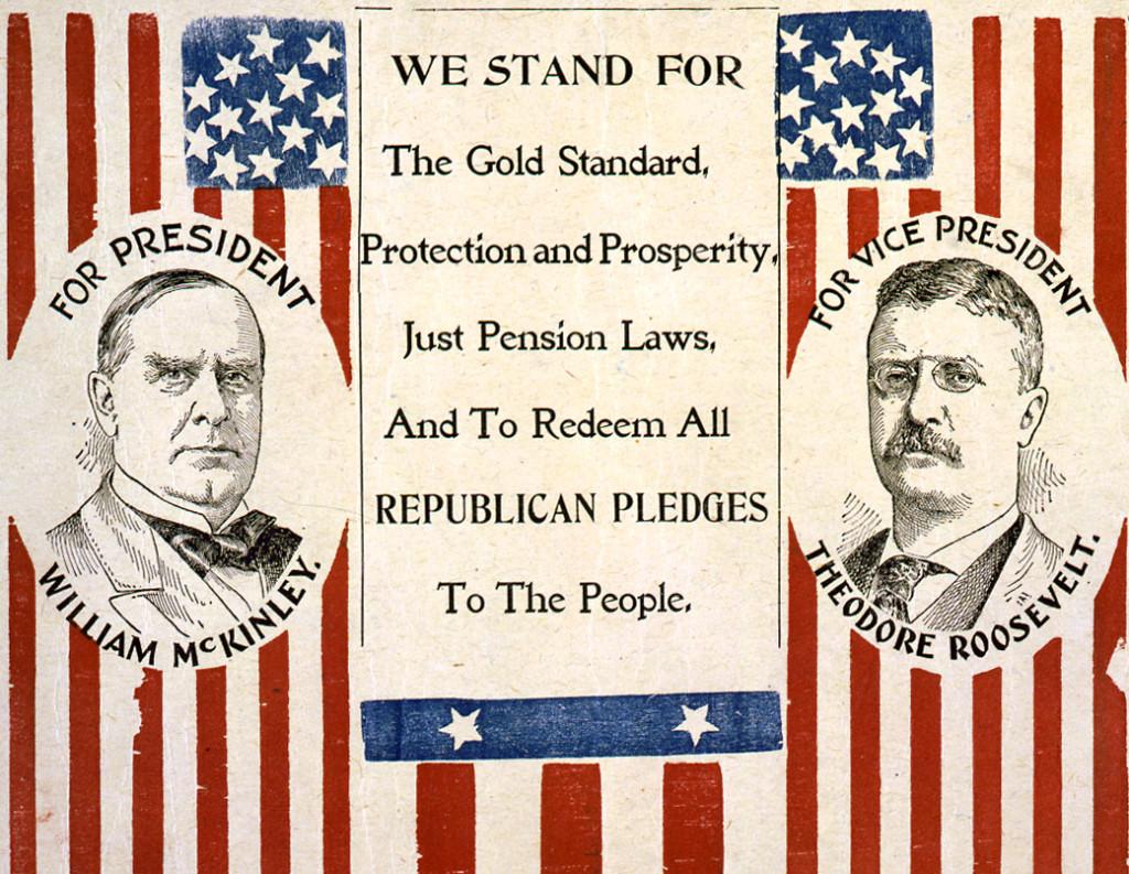vintage political ad