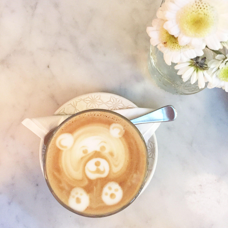 Coffee - bear - Indonesia - edited