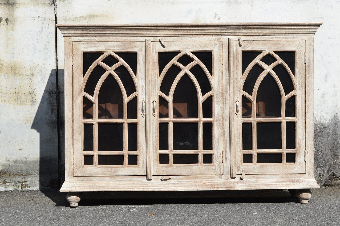 One-of-a-kind window cabinet 72