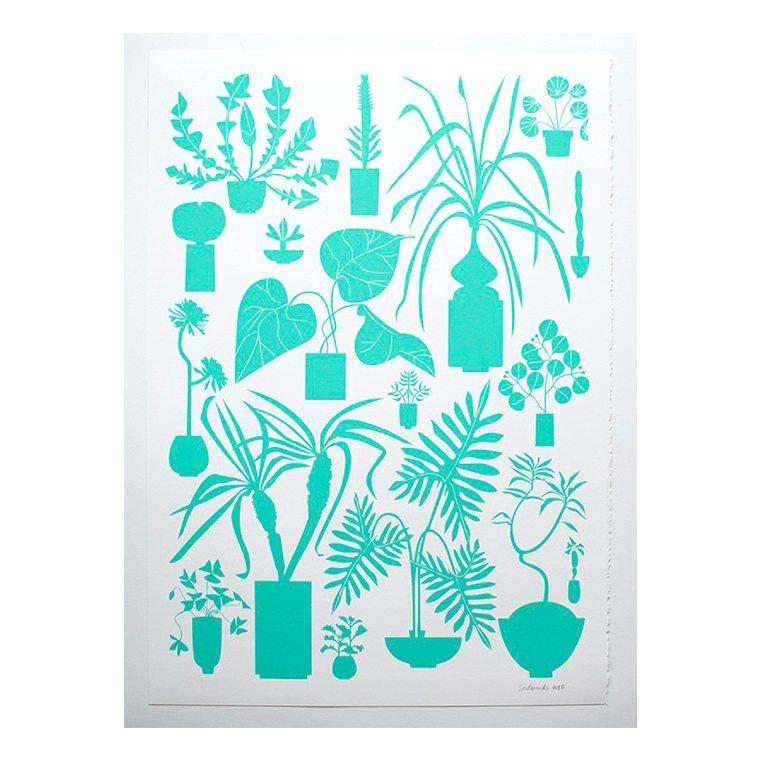 House Plants Print l #shopceladon