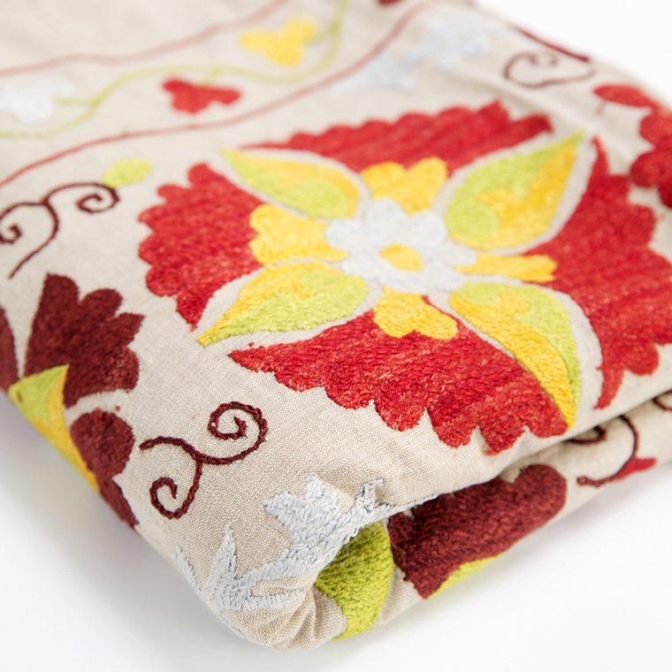 Vintage Suzani Tapestry Wall hanging l #shopceladon
