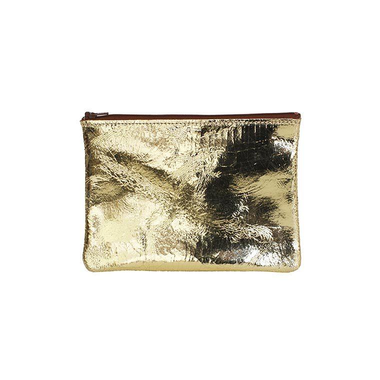 Medium Gold Foil pouch