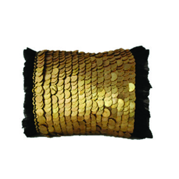 gold and black cuff olivia dar square for buyer's pick