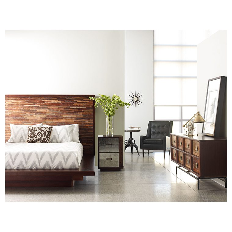 Devon Bed in Room l #shopceladon