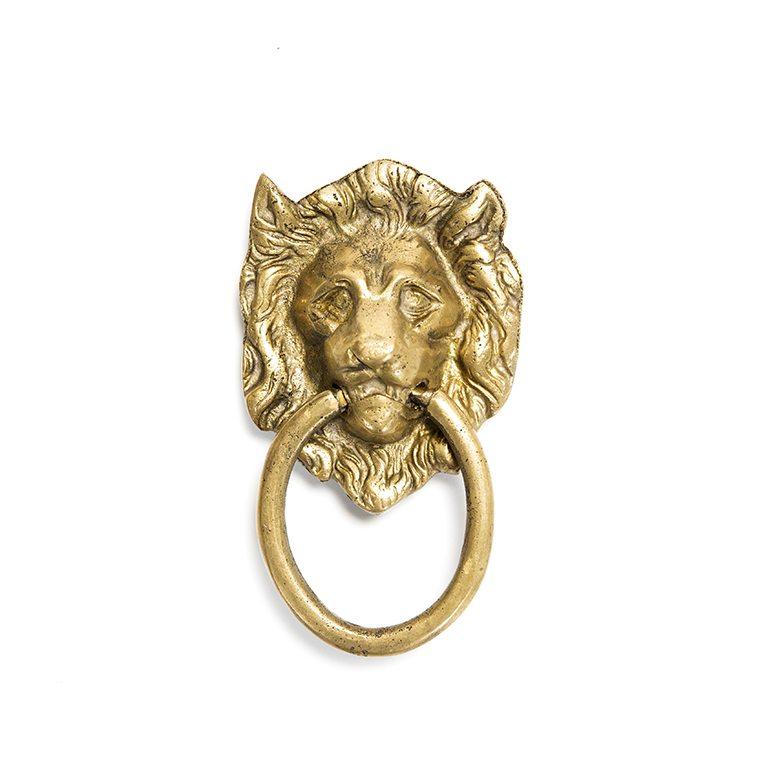 Brass door knocker l #shopceladon