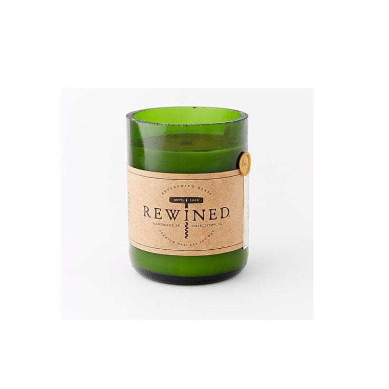 rewined candle champagne l #shopceladon