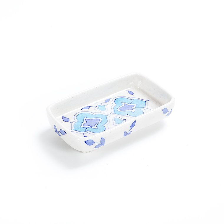 Teal Soap Dish l #shopceladon