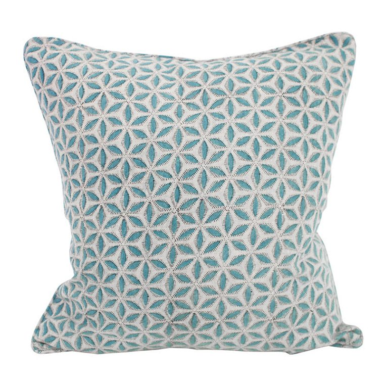 Hanami Turkish Linen Throw Pillow l#shopceladon