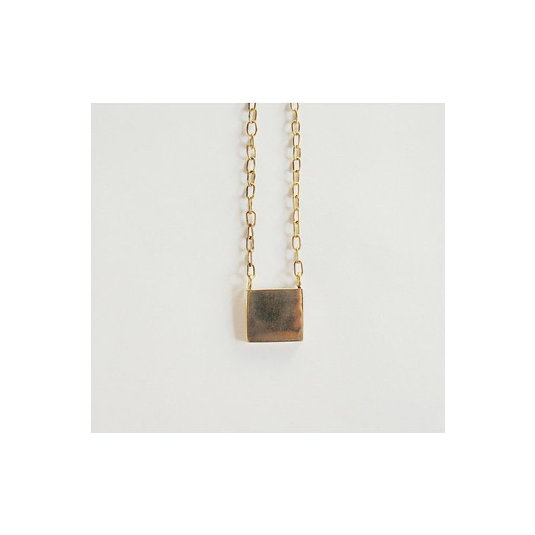 brass-chain-lock-necklace-l-shopceladon