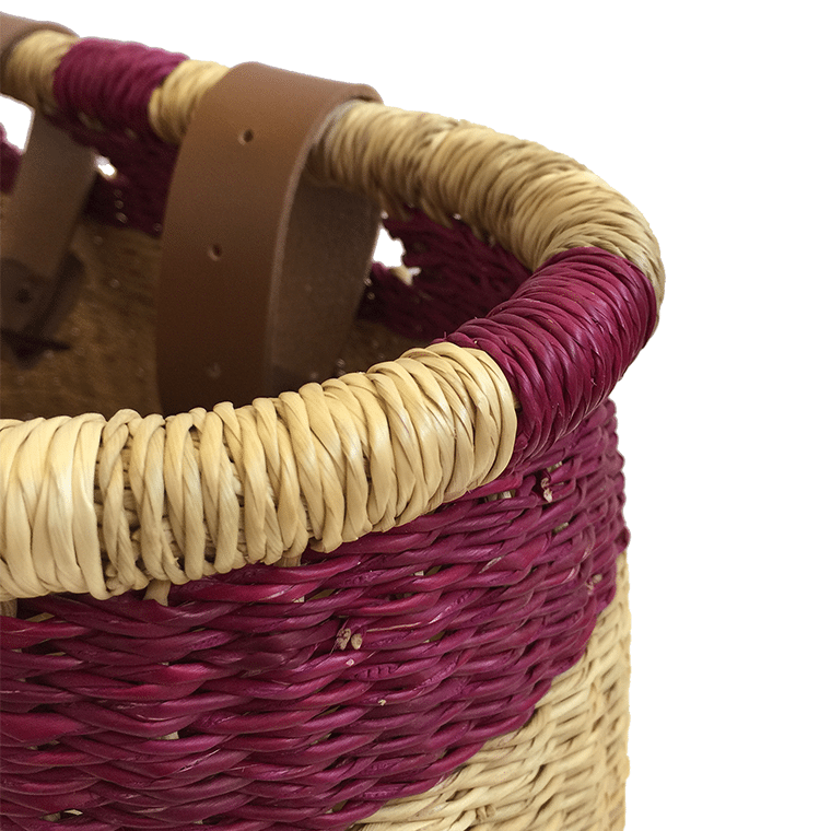 stripe-magenta-bike-basket-shopceladon