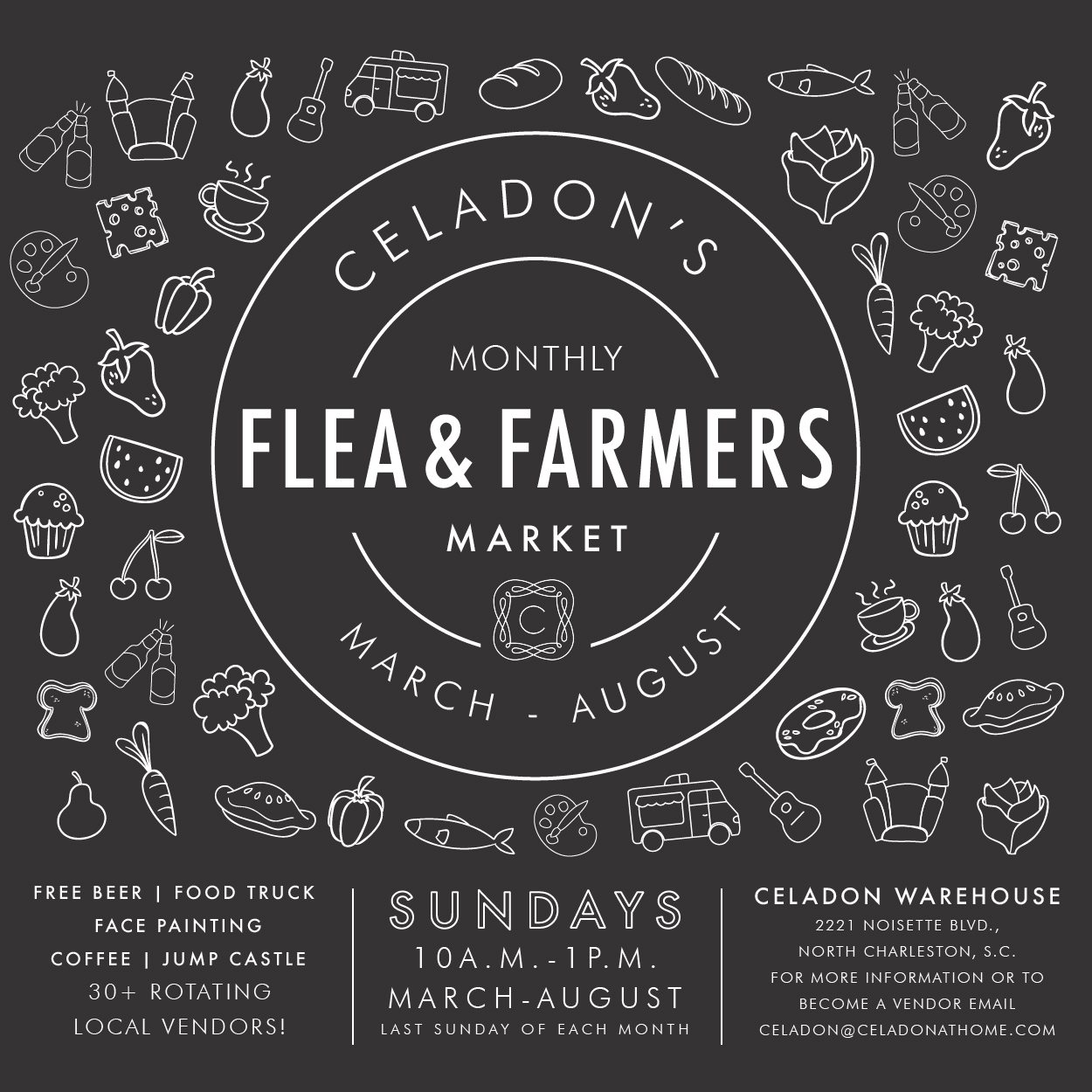 celadon-spring-flea-farmers-market-graphic