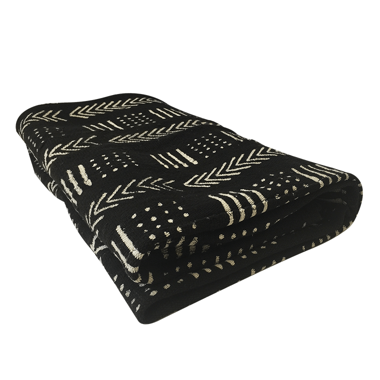 mud-cloth-throw-black-and-white-2-shopceladon