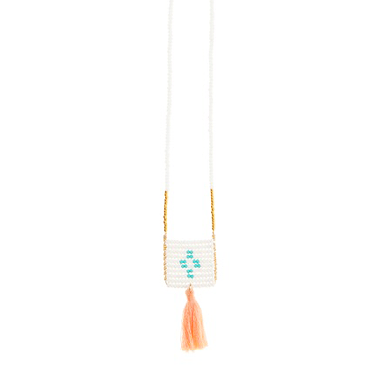 coral-and-blue-tassle-necklace-1-shopceladon