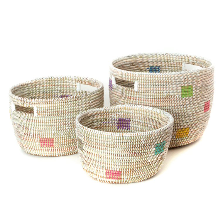 set-of-three-prismatic-pixels-sewing-baskets-2-shopceladon
