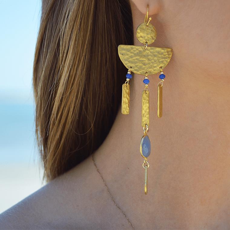 aegean-brass-drop-earrings-4-shopceladon