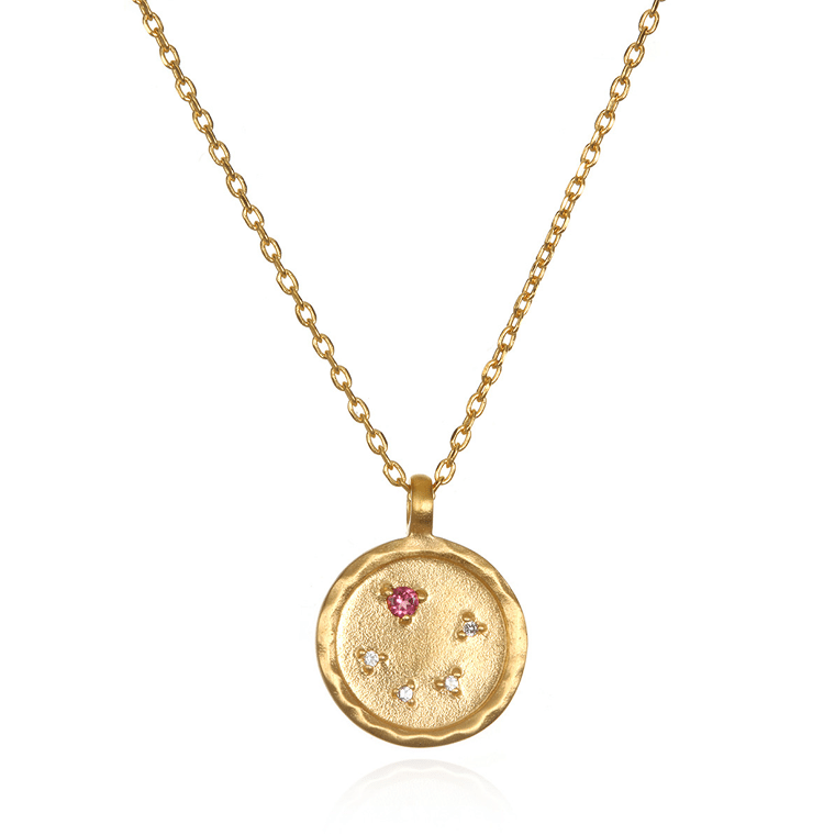 zodiac products grande img necklace