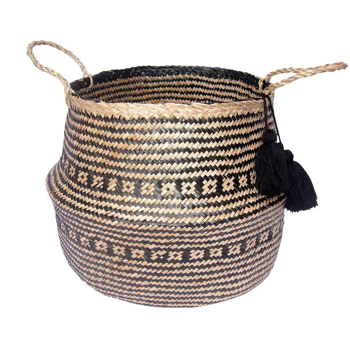 black-and-woven-basket-shopceladon