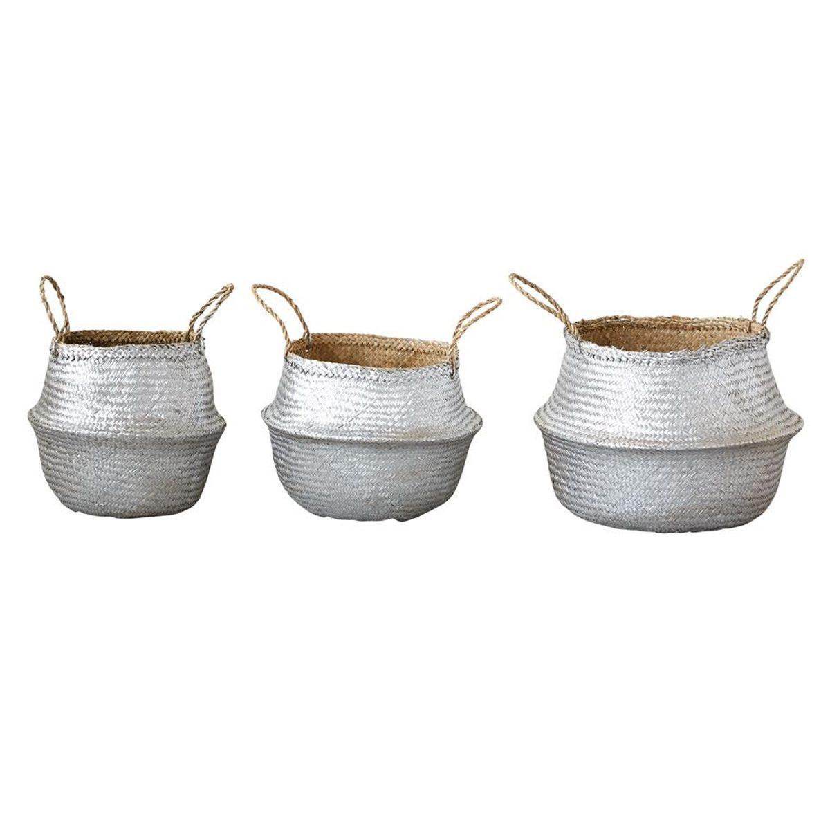 silver-basket