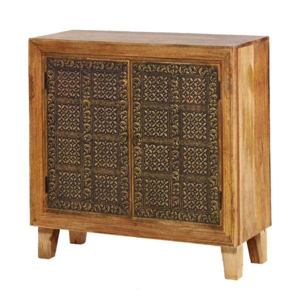 Brass-Brocade-2-Door-Chest