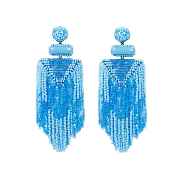 Turquoise-Wide-Tassels