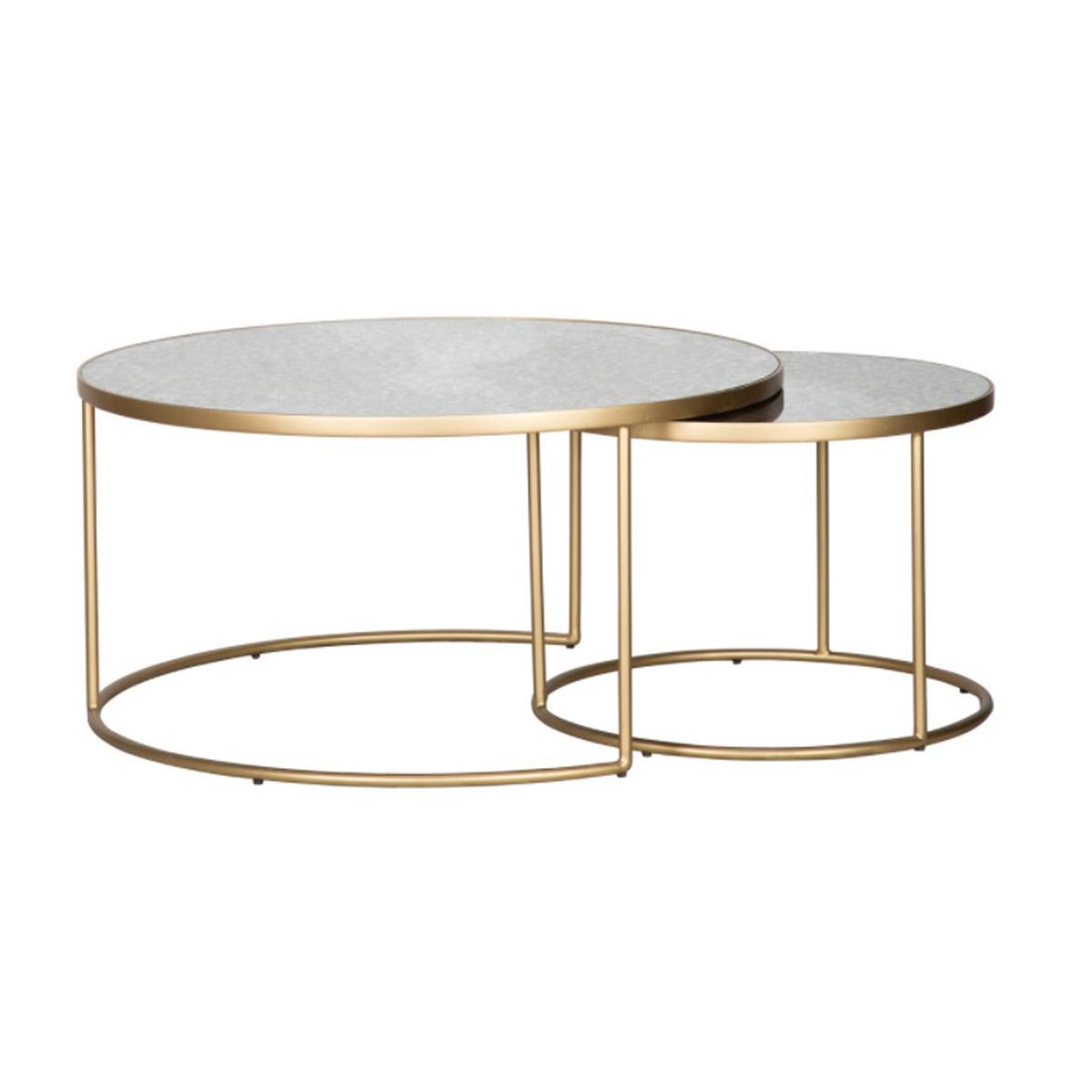 Solis Nesting Coffee Table