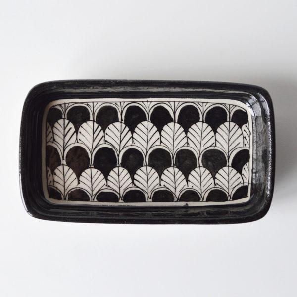 Black-and-White-Square-Soap-Dish-2