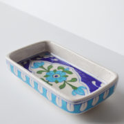 Royal-Turquoise-Green-Square-Soap-Dish-1