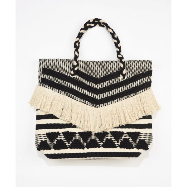 blackfringetote
