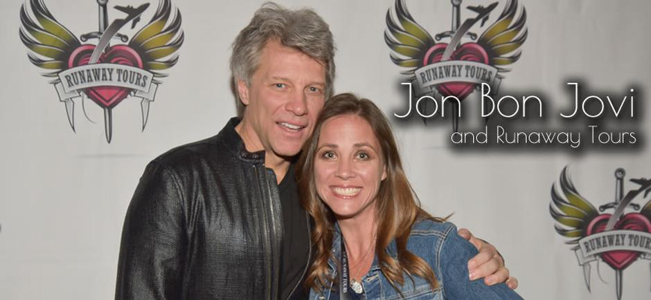 Adventures with Missy: Music City Welcomes Jon Bon Jovi and the Runaways
