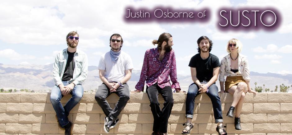 Conversations with Missy: Justin Osborne of SUSTO