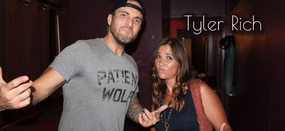 Conversations with Missy: Tyler Rich at the Troubadour