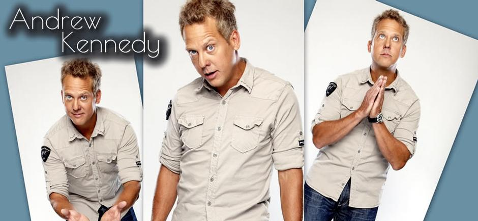 Comedy at its Best with Funnyman Andrew Kennedy