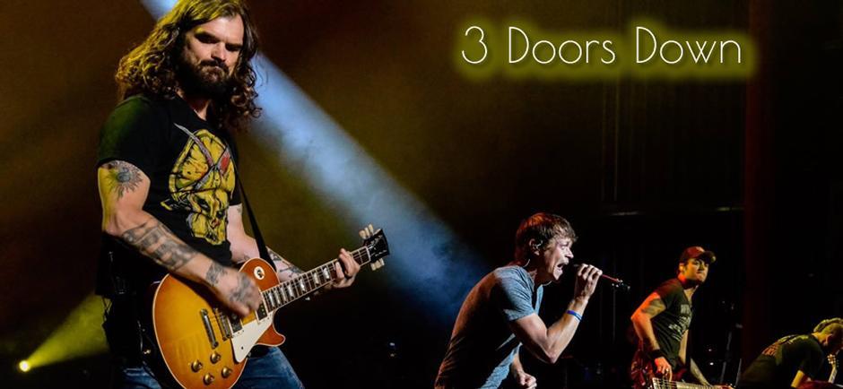 20 Years 6 Albums... Just 3 Doors Down