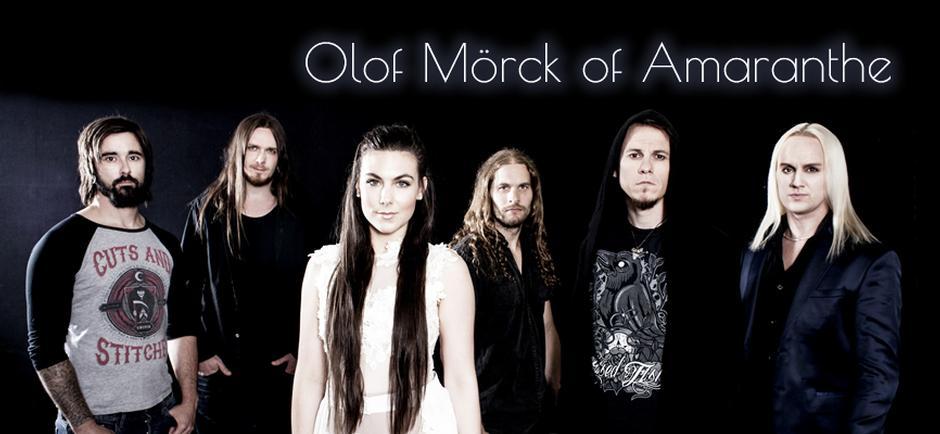 B-Mac Chat with Olof Mörck of Amaranthe